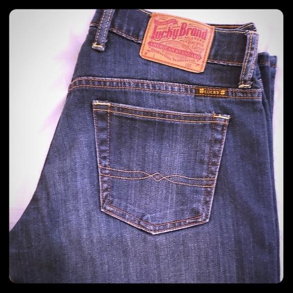 Lucky Brand Denim - Lucky Brand Jeans size 4